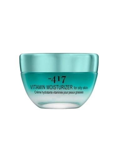 -417 -417 Vitamin&Matt Skin 50 ml - Yağlı Ciltler İçin Vitaminli Nemlendirici SPF20 Renkli
